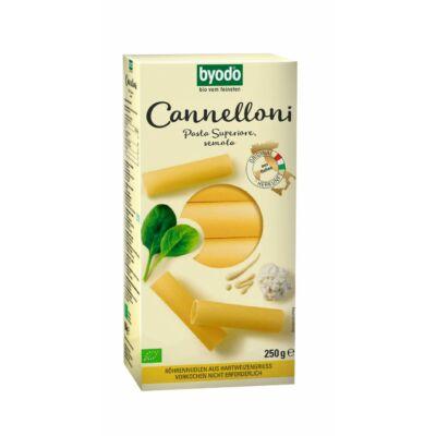 Byodo Bio Cannelloni, semola tészta 250g