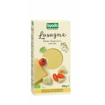 Byodo Bio Lasagne, semola tészta 250g