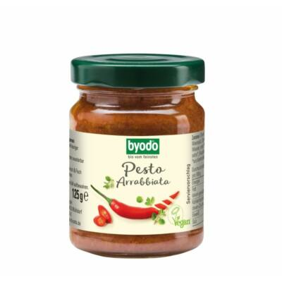 Pesto Arrabbiata – finoman csipős