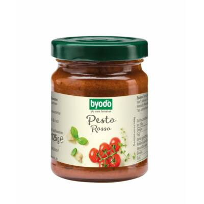Byodo Bio Pesto Rosso 125g