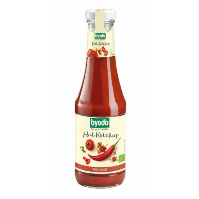 Hot ketchup - csípős