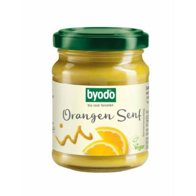 Narancsos mustár - 125ml