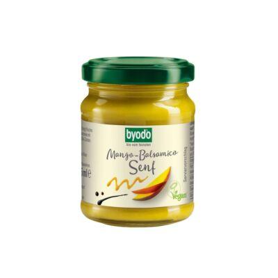 Byodo Bio Mangós-balzsamecetes mustár 125ml