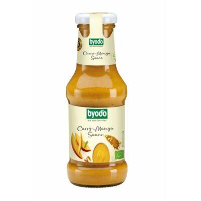 Curry-mangó szósz