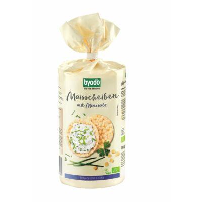 Kukorica szelet tengeri sóval 120g