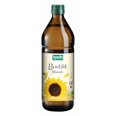 Napraforgó sütőolaj - hőfokra hevíthető - 0,75l