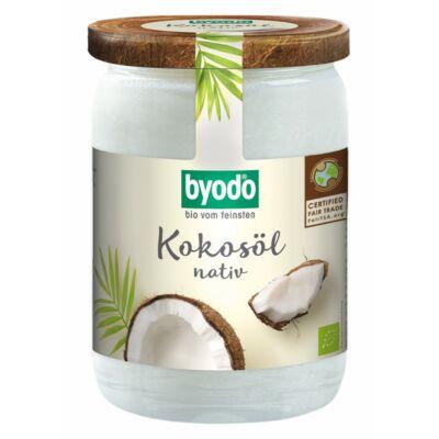 Byodo Bio Kókuszolaj - natív 450 ml
