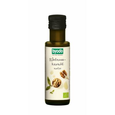 Premium bio dióolaj - hidegen sajtolt - 100ml