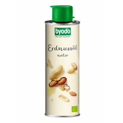 Byodo Bio Földimogyoró olaj 250ml