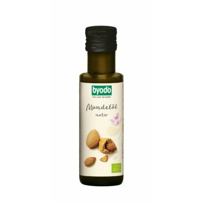 Premium bio mandulaolaj - hidegen sajtolt - 100ml