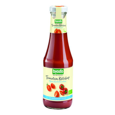 Paradicsom ketchup – kristálycukormentes agavesziruppal édesítve