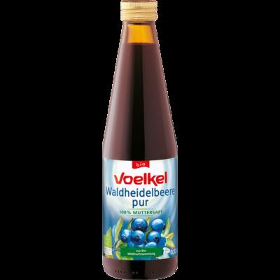 Voelkel Bio Feketeáfonya lé 100%, 330ml