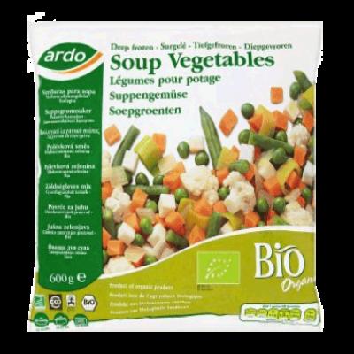 Zöldségleves mix