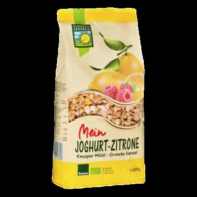 Müzli joghurt-citrom crunchy