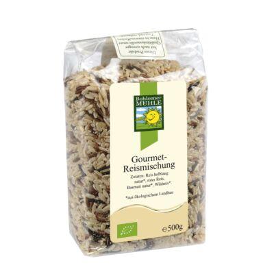 Különleges bio rizskeverék