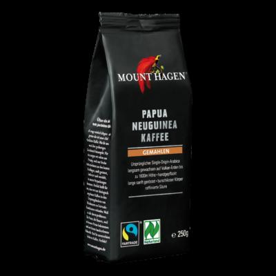 Mount Hagen Bio Pápua Új-Guineai kávé, őrölt - Fairtrade 250g