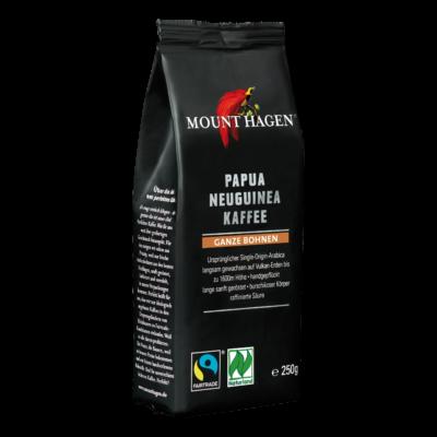 Mount Hagen Bio Pápua Új-Guineai kávé, szemes - Faitrade 250g
