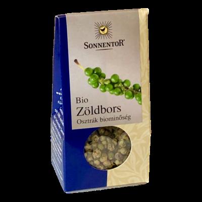 Sonnentor Bio Zöld bors - egész 12g