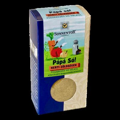 Sonnentor Bio Pápá só! Kerti zöldségekkel 60g