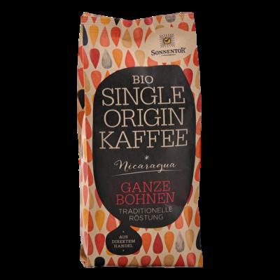Sonnentor Bio Nicaragua kávé, szemes 250g