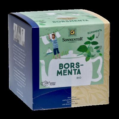 Sonnentor Bio Borsmenta tea - filteres 18g