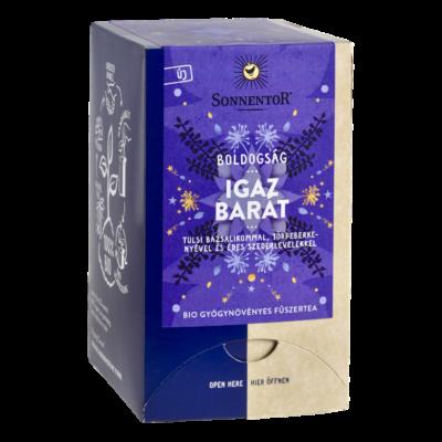 Sonnentor Bio Boldogság - Igaz barát - herbál teakeverék - filteres 27g