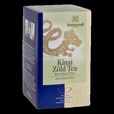 Kínai zöld tea