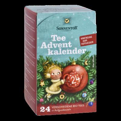 Tea Adventi Naptár