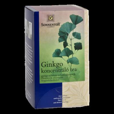GINKGO KONCENTRÁLÓ TEA