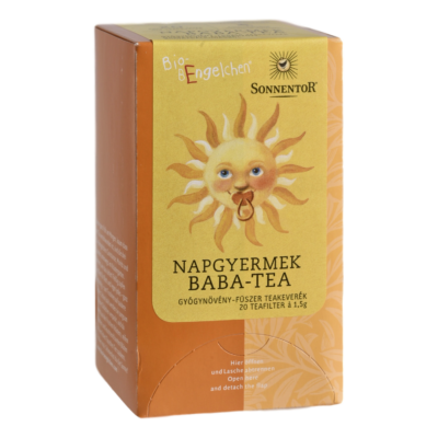 Sonnentor Napgyermek baba-tea