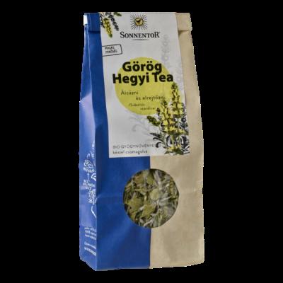 Görög Hegyi tea