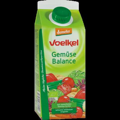 Voelkel Bio Zöldségkoktél paradicsomlével 0,75l